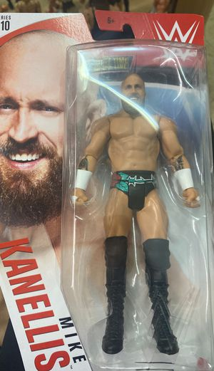 WWE Mike Kanellis Basic Action for Sale in Los Angeles, CA