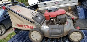 3n1 craftsman mower for Sale in Springfield, OR
