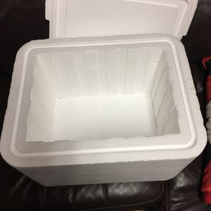 FREE STYROFOAM ICE CHEST for Sale in Vacaville, CA
