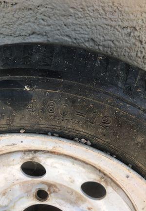 Spare trailer tire for Sale in Phoenix, AZ