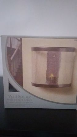 Wall tea light holder for Sale in Fairfax,  VA