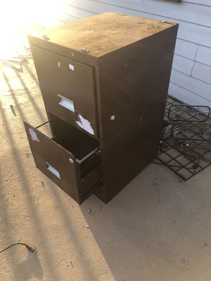 2 drawer Filing cabinet for Sale in Lebanon, TN