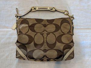 Coach Signature Slim Carly Hobo Shoulder - bag purse hand handbag monogram for Sale in San Diego, CA