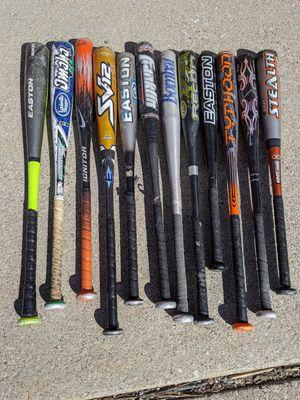 Baseball bats for Sale in Wyandotte, MI
