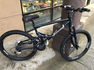 Cannondale downhill mountain bike for Sale in Lynnwood, WA