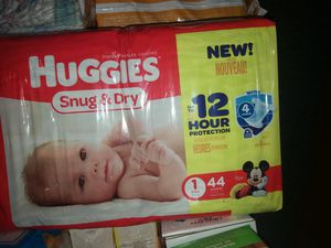 Huggies diapers for Sale in New Britain, CT