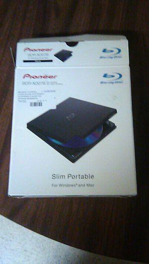 Pioneer BDR-XD07B Blu-ray burner for Sale in Phoenix, AZ