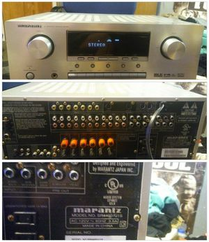 Marantz AV Receiver SR4R00/U1S for Sale in Salem, MA