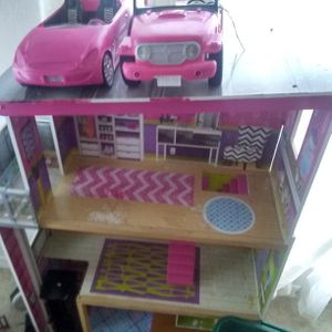Barbies, House, Vehicles, Clothes and Accessories for Sale in Port Charlotte, FL