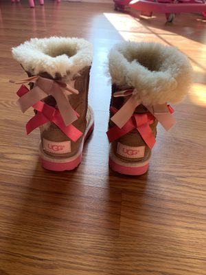 Toddler girl UGG Boots for Sale in Glen Raven, NC