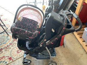 Stroller and car seat for Sale in Yukon, OK