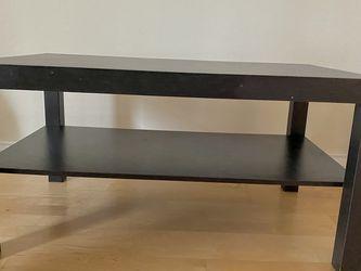 Coffee Table Black for Sale in McLean,  VA