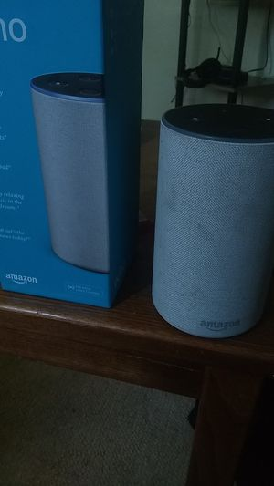 Amazon echo Bluetooth speaker for Sale in Pittsburgh, PA