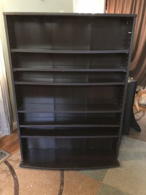 Black shelf for Sale in Raleigh, NC