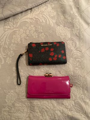 Ted Baker wallet and Michael kors wallet for Sale in Walnut Creek, CA