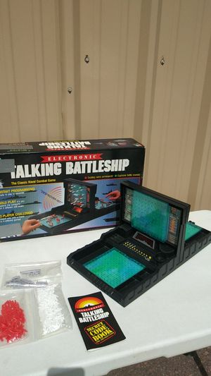 1989 Electronic Talking Battleship for Sale in Sioux Falls, SD