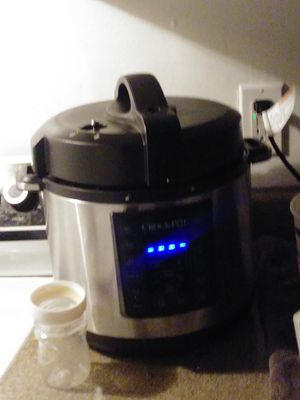 Steam pot crock pot for Sale in Dallas, TX