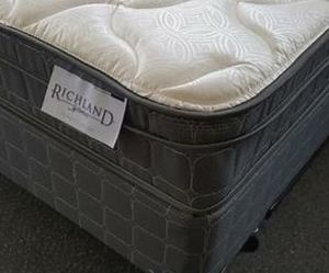 New Twin Mattress & Foundation for Sale in Old Town Manassas, VA