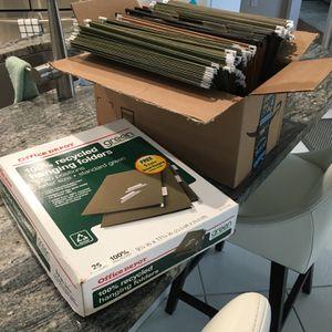 Hanging File Folders for Sale in Pompano Beach, FL
