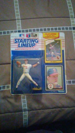 Baseball action figure for Sale in Mount Hope, KS