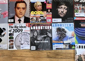 Adbusters - Journal Of Mental Environment for Sale in Canton,  MI