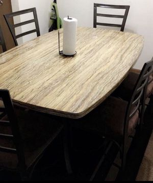 7 Piece Dining Room Table for Sale in Aurora, IL
