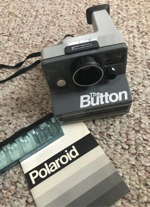 Polaroid The Button for Sale in Annville, PA
