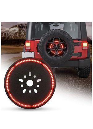 Spare Tire Brake Light Wheel Light 3rd Third Brake Light for Jeep for Sale in Ontario, CA