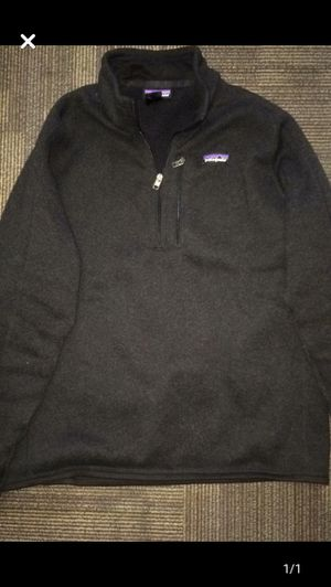 Patagonia 1/3 pullover for Sale in St. Louis, MO