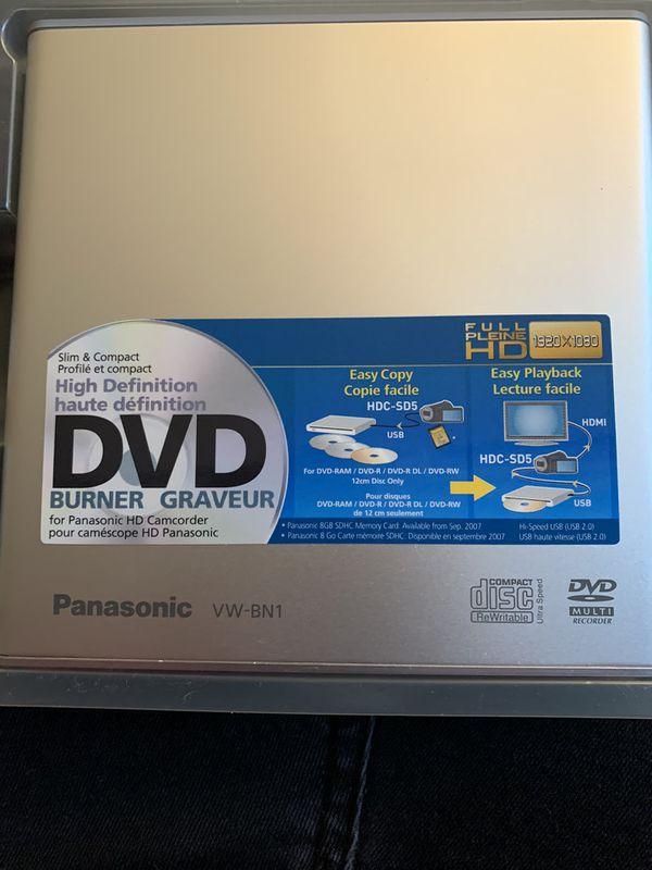 DVD burner / graveur