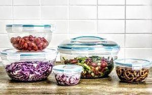 Snapware Airtight Food Storage 10-Piece Round Set for Sale in Monaca, PA