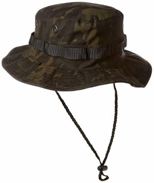 Tru-Spec Military Style Boonie, Multi Camouflage Black, Size 7 ,Fishing ,Camping for Sale in Las Vegas, NV
