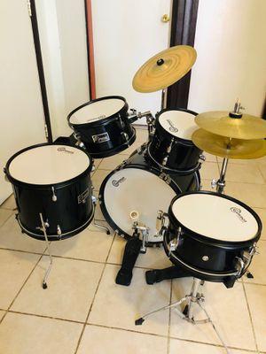 Kids drum set in black,Gammon for Sale in Boston, MA