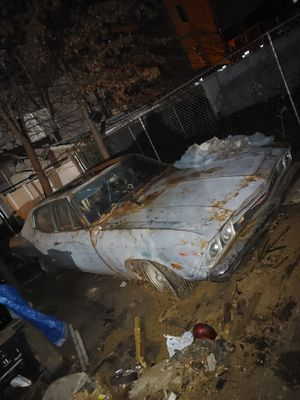 1968 chevy malibu, for parts . for Sale in Elizabeth, NJ