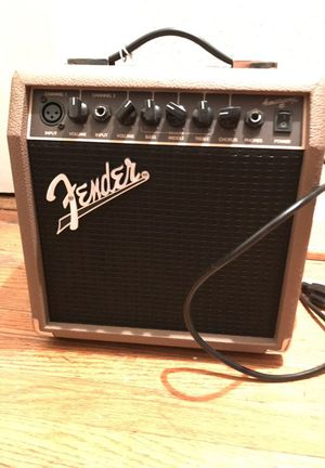 Small Fender Amp for Sale in Los Angeles, CA