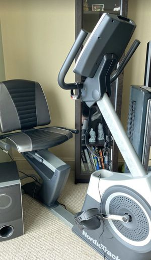 NordicTrack exercise bike for Sale in Miami Beach, FL