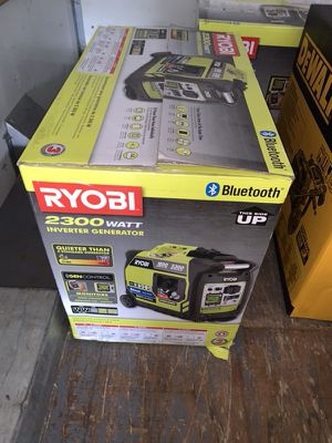 Brand New Ryobi Bluetooth Generator for Sale in Washington, DC
