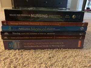 Nursing books for Sale in Newport Beach, CA