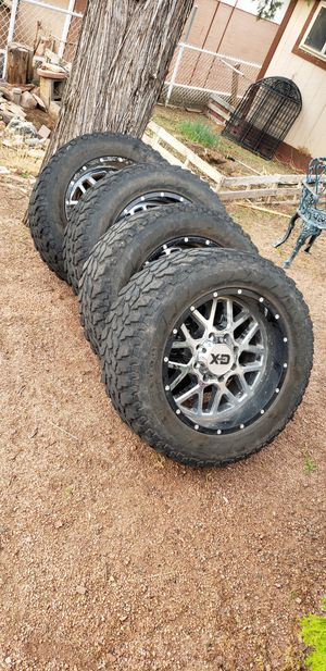 Tires and rims for Sale in Payson, AZ