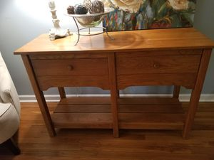Console/Sofa Table for Sale in VLG OF LAKEWD, IL