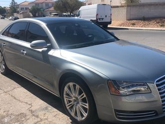 STUNNIG LOOKING AUDI A8 L QUATTRO FWD!!! 2011 RUNS AND LOOKS BRAND NEW OUT OF THE SHOWROOM!!! for Sale in Henderson,  NV