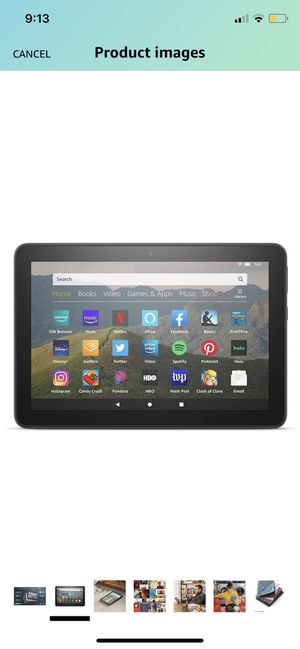 Brand New Amazon Fire 8 Tablet- Never Used. Purchased via Amazon for for Sale in Reading, MA