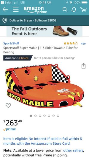 Super Mable for Sale in Bellevue, WA