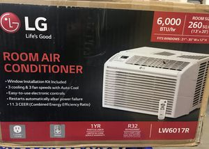 Brand New LG room air conditioner for Sale in West Valley City, UT