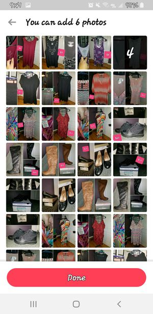 Womens Clothing lg to 3x for Sale in Trenton, NJ
