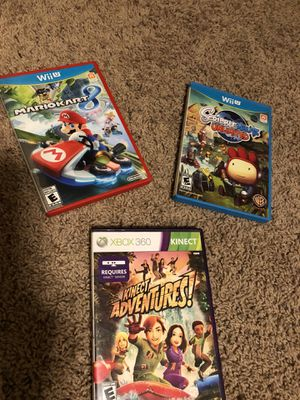 Wii video games for Sale in Wenatchee, WA