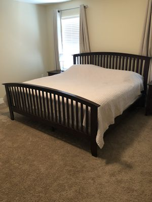 Ashley king bed, 2 side tables and one dresser for Sale in Gulf Breeze, FL
