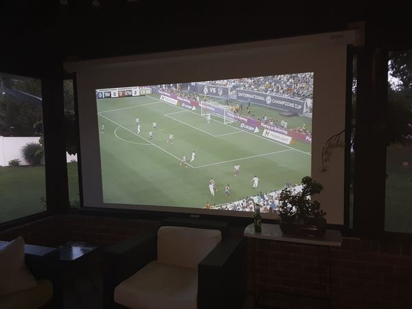 10' Projector screen