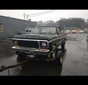 1979 Rare Ford F100 Ranger in Great Condition for Sale in Atlanta, GA