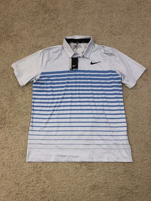 New Nike Dri Fit Golf Shirt Size XL for Sale in Irving, TX